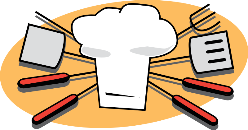 Clip Art Cooking Utensils Clipart.