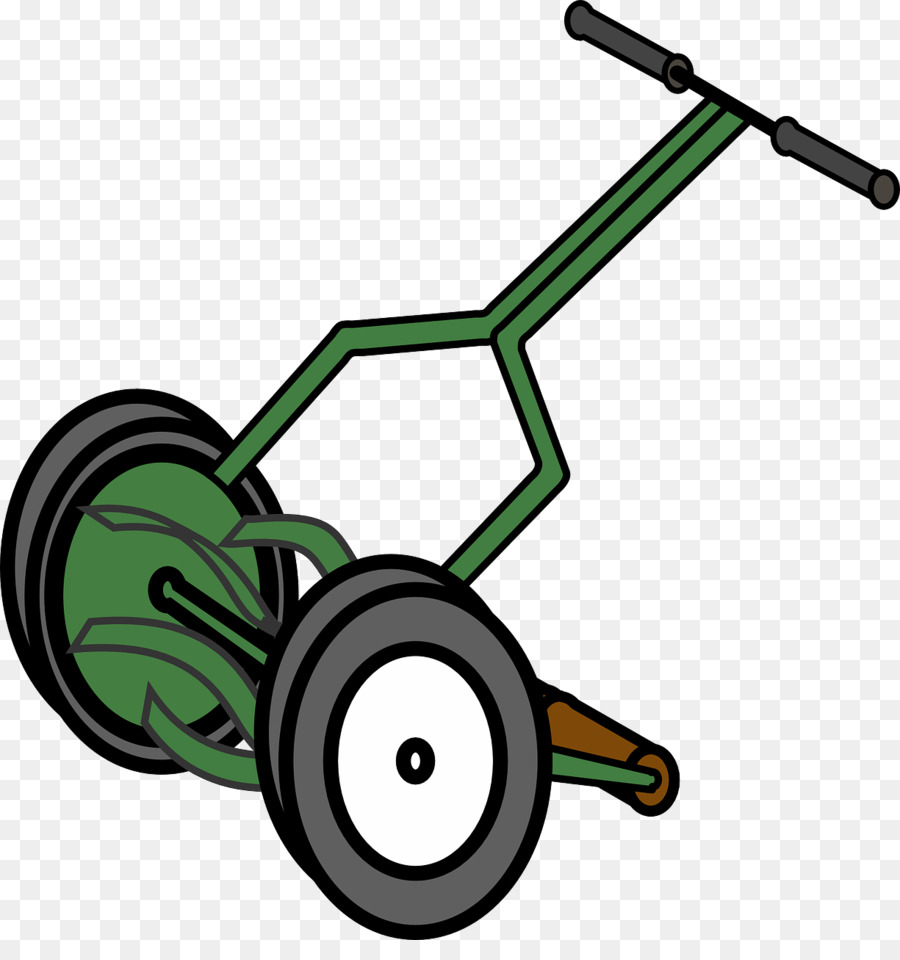 cartoon lawn mower clipart Lawn Mowers Clip art clipart.
