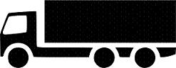 Free Commercial Truck Clipart.
