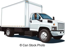 Commercial Vehicle Clipart.