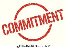 Commitment Clip Art.