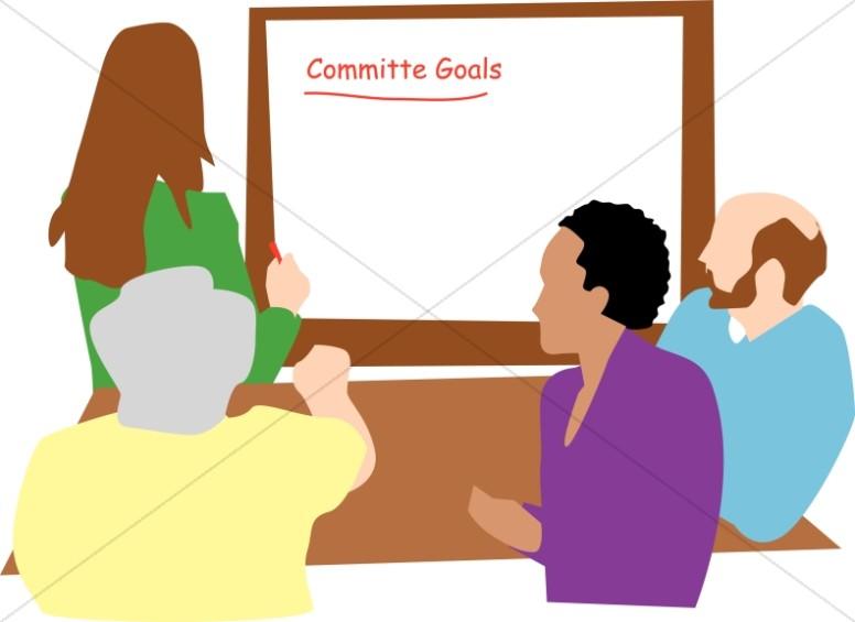 Committee Goals Meeting.