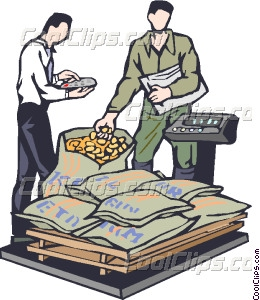 Commodities clipart.