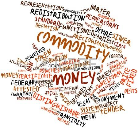 Commodity Money Stock Illustrations, Cliparts And Royalty Free.