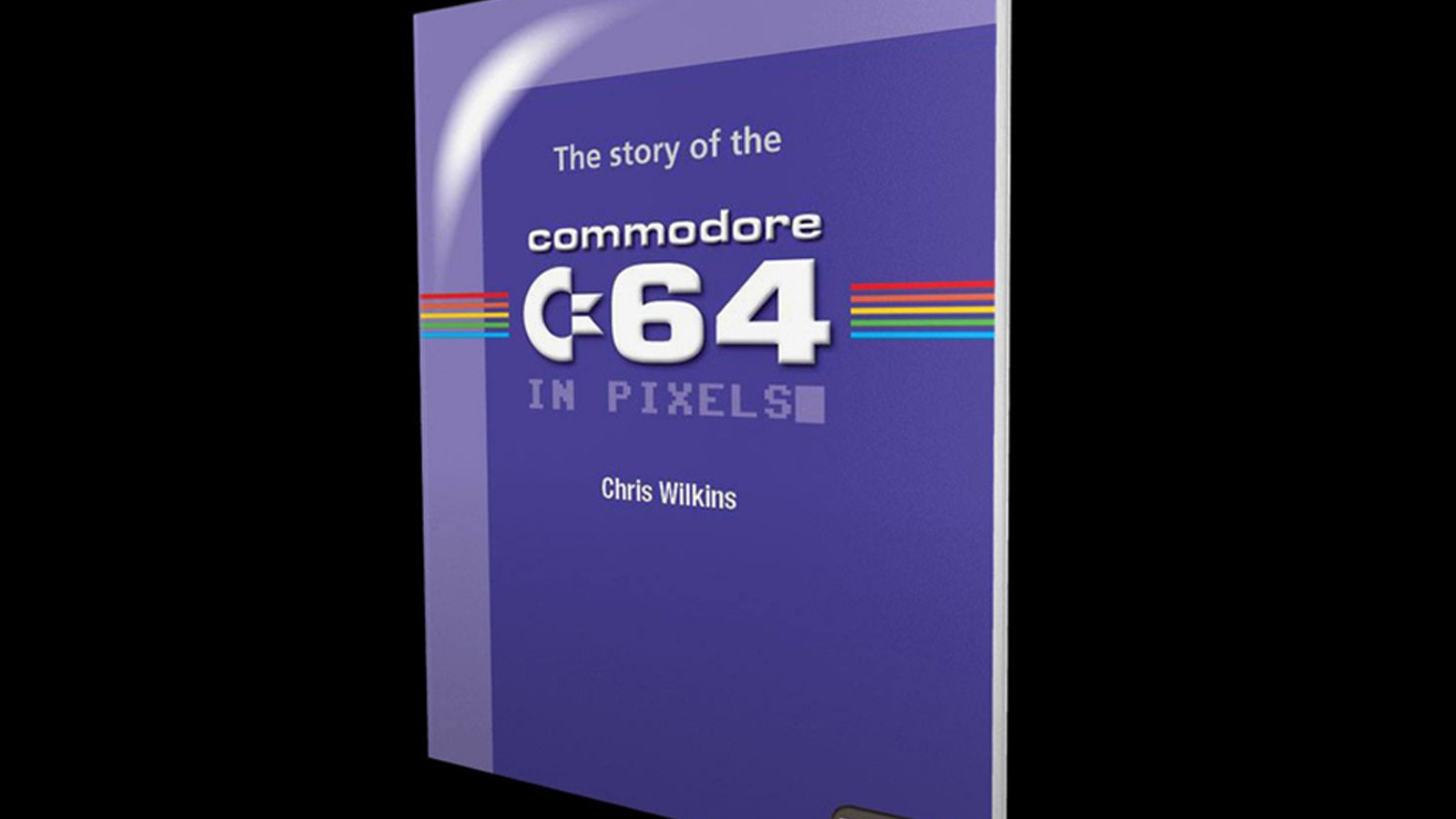 The story of the Commodore 64 in pixels by Chris Wilkins.