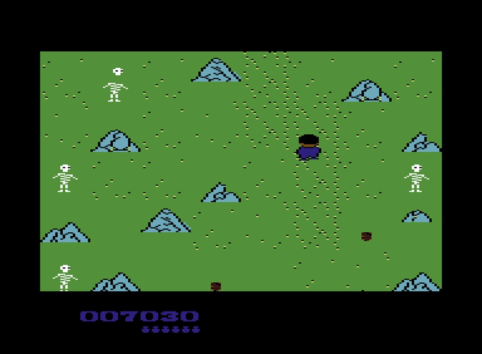 Commodore 64 software.