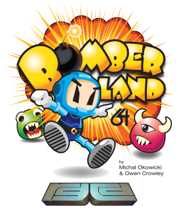RGCD — Bomberland (Download) (Commodore 64).