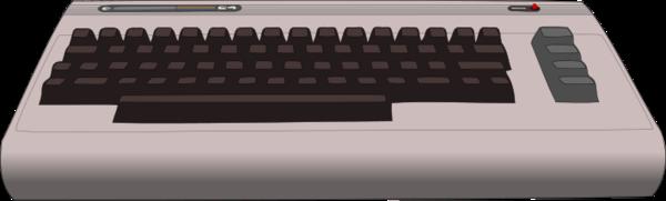 Commodore 64 Computer.