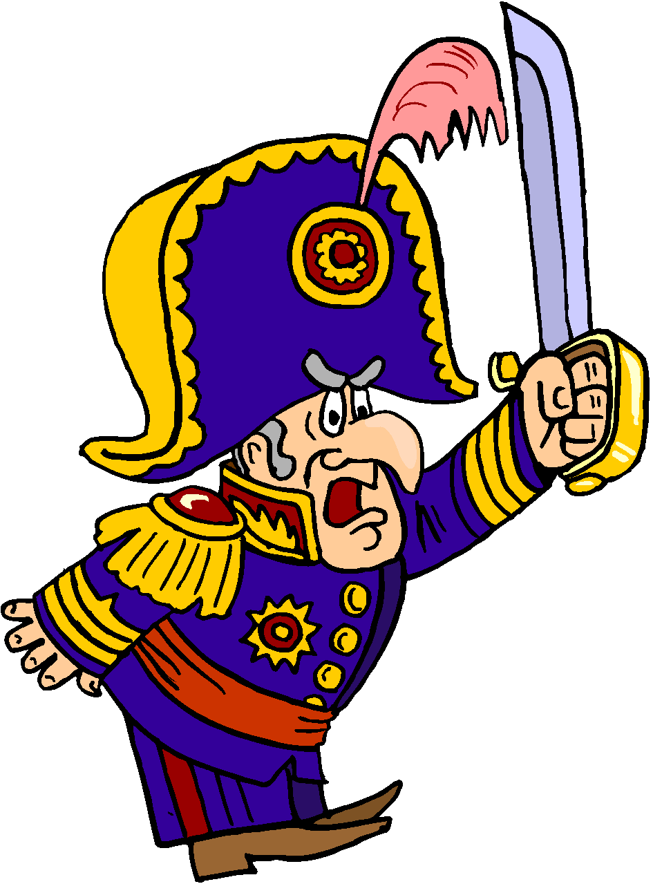 Commodore Clipart.