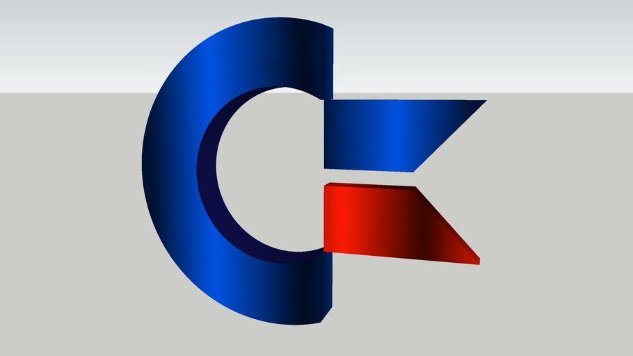 Commodore Logo.