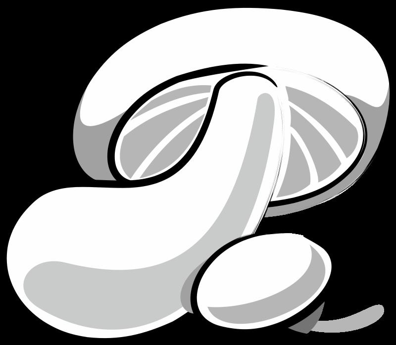 Mushroom Clip Art Download.