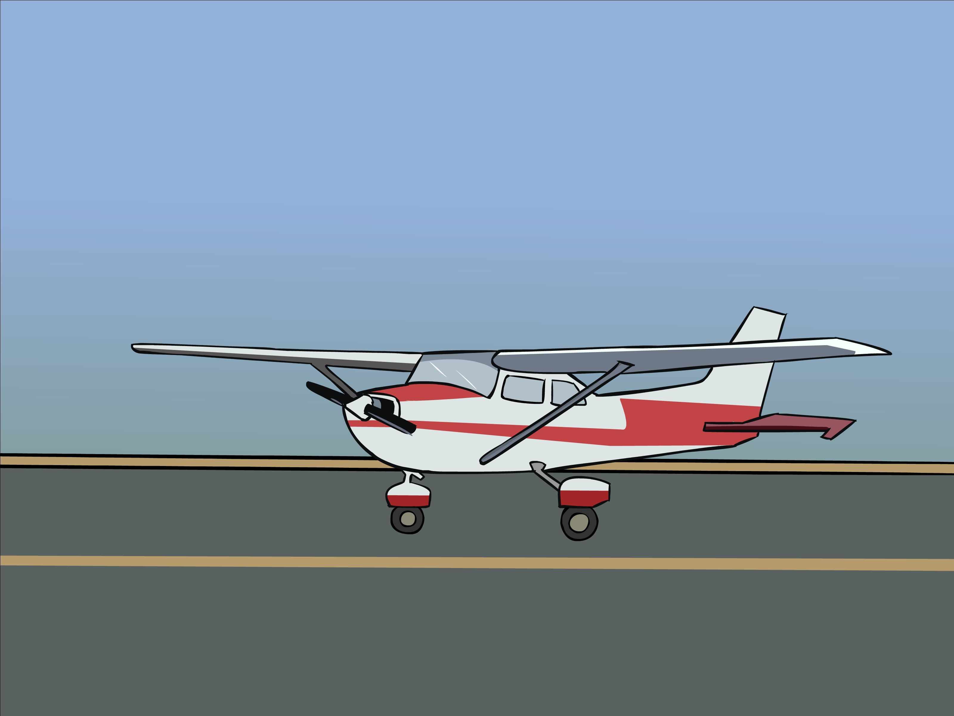How to Takeoff and Land on a Soft Runway (with Pictures).