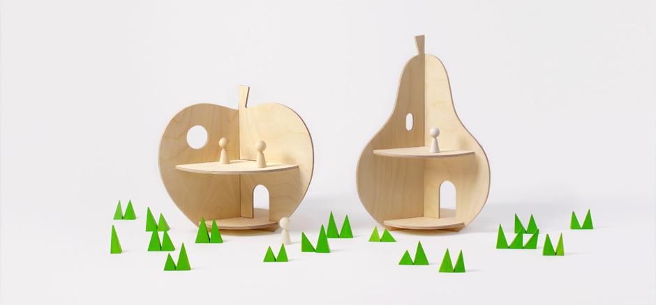 Pear House.