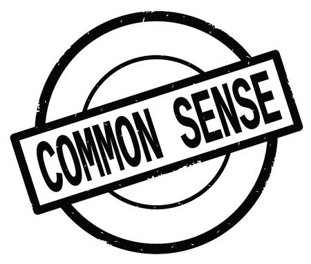 208 Common Sense Stock Vector Illustration And Royalty Free Common.