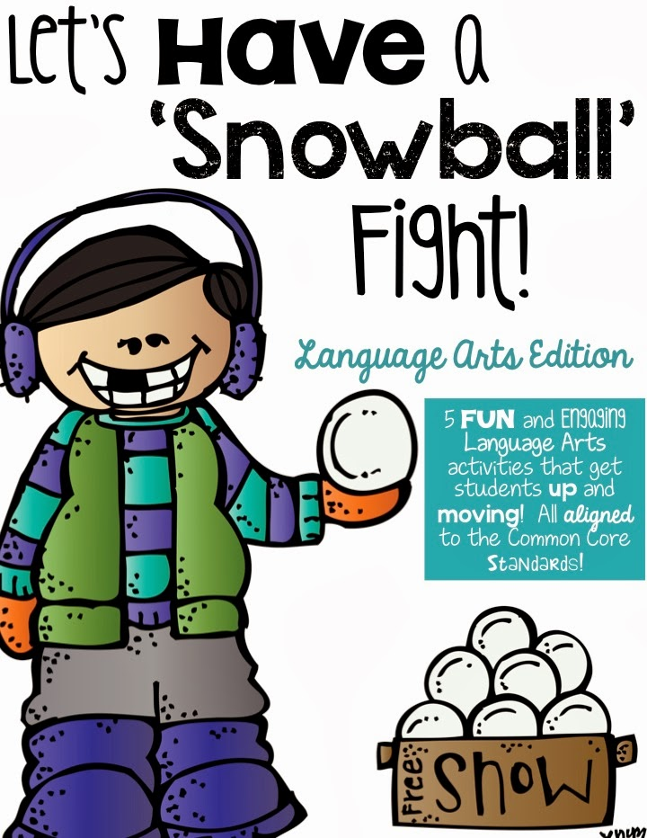 Rulin' The Roost: Classroom Snowball Fights!.