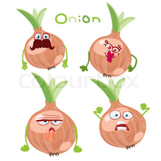French fries cartoon illustration.