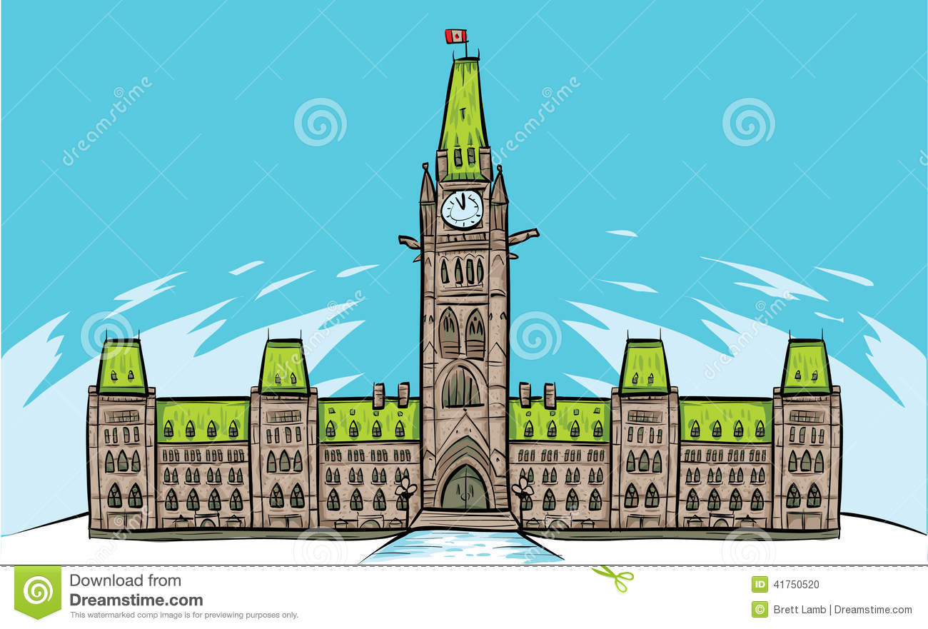 House of commons clipart.