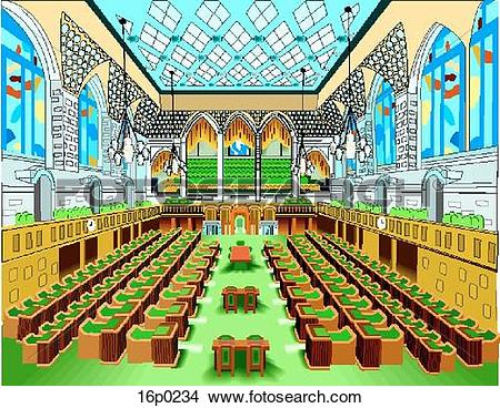 House commons Clipart Vector Graphics. 5 house commons EPS clip.