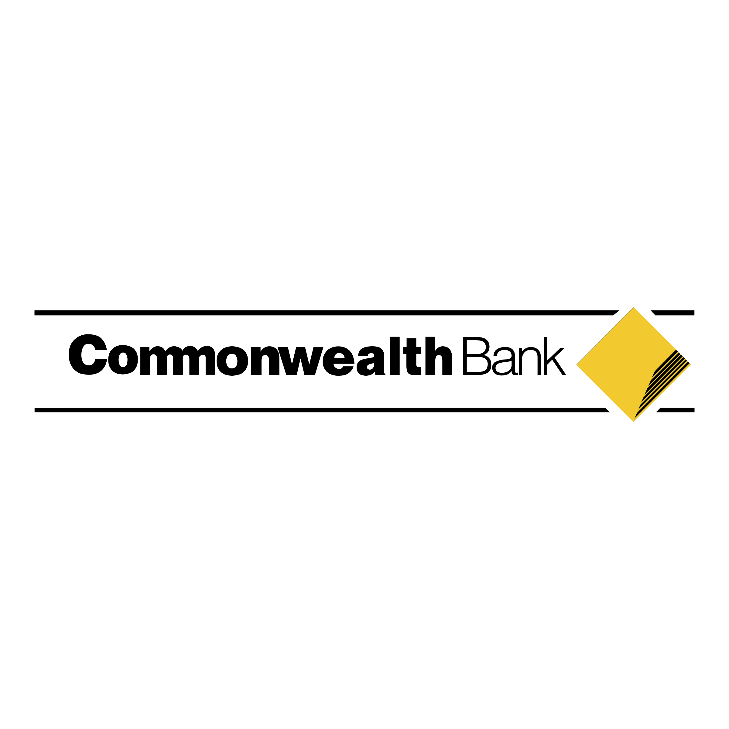 Commonwealth Bank Logo PNG Transparent & SVG Vector.