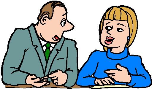 Image of Communication Clipart #7527, Communicate Clip Art Free.