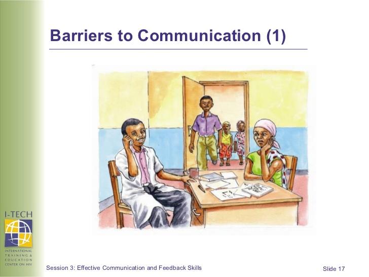 Effective Communication and Feedback Skills.