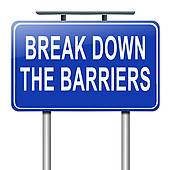 communication barriers clipart #16