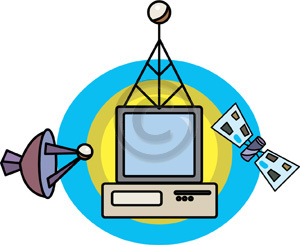 Information Technology Clipart.