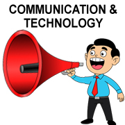 Communication & Technology SVG Images.