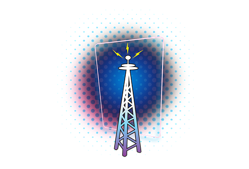 100+ Free Telecommunication Tower & Antenna Images.