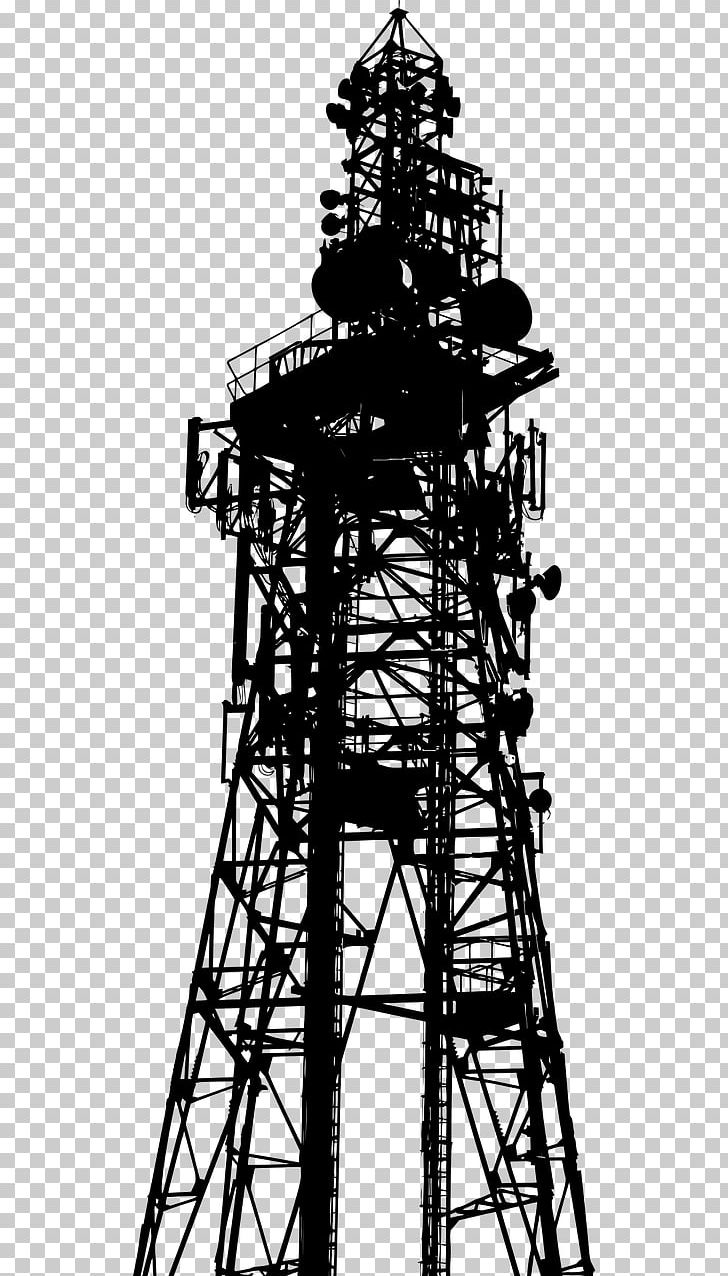 Eiffel Tower Telecommunications Tower Signalling System No. 7 PNG.