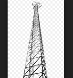 Self Support Communication Tower.