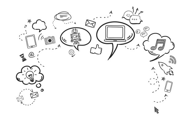 Communication Vectors, Photos and PSD files.
