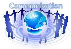 Communications Clip Art.