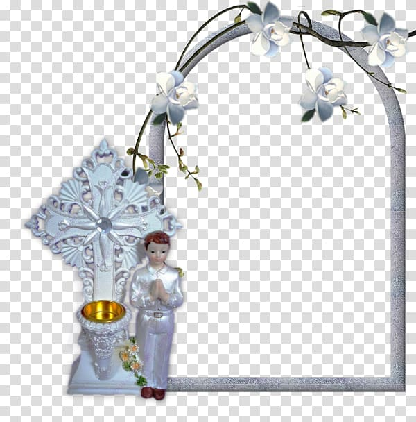First Communion Frames , communion transparent background.
