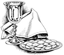 Eucharist Clipart.