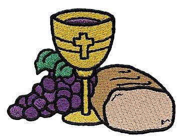 Communion Clip Art Symbols.