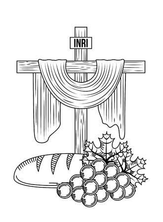 1,461 Eucharist Stock Vector Illustration And Royalty Free Eucharist.