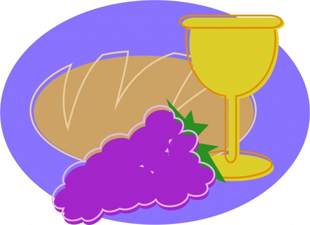 Holy Communion Clipart Free Stock Photo.