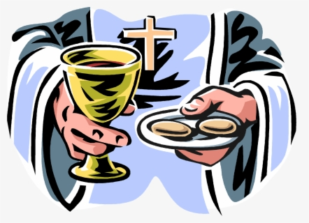 Free Communion Clip Art with No Background.