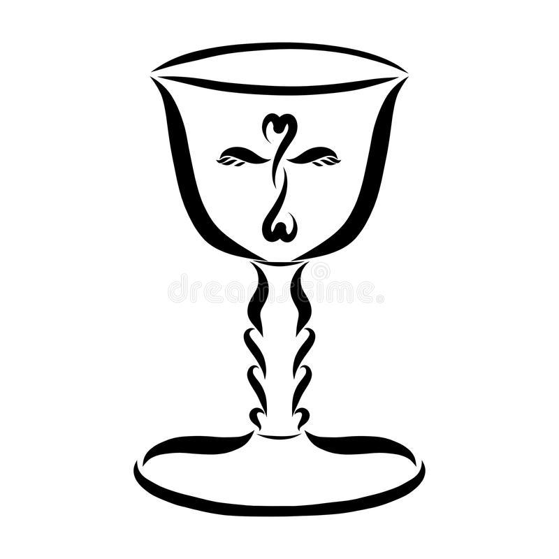 Eucharist Stock Illustrations.
