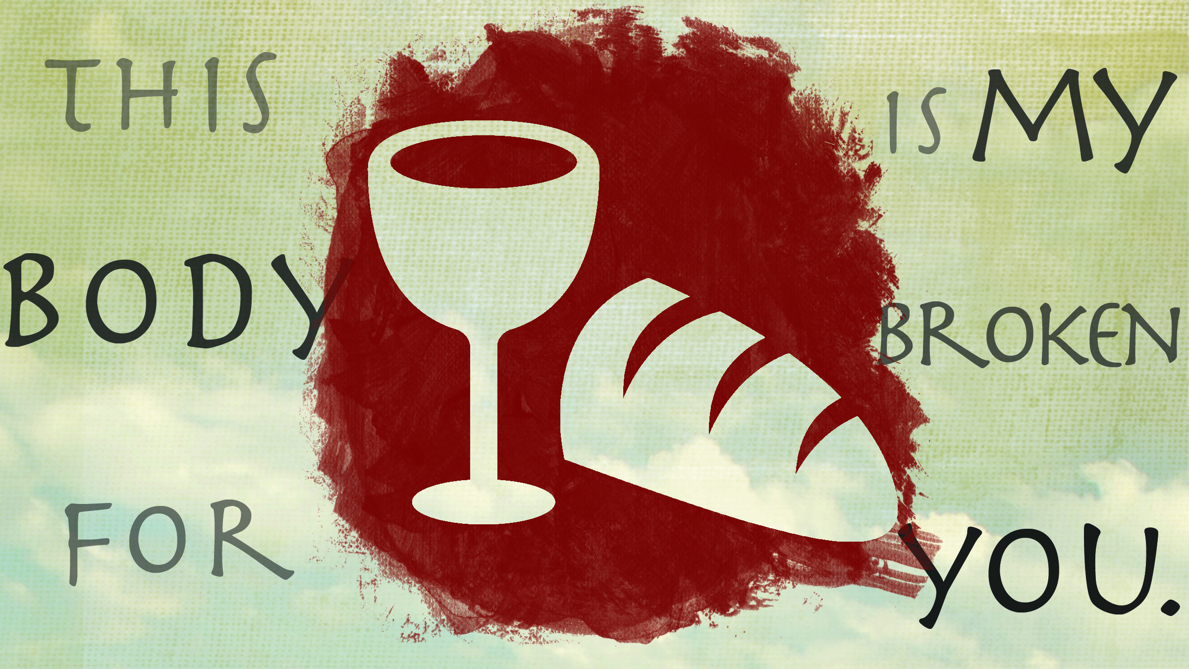 Free Church Communion Clip Art.