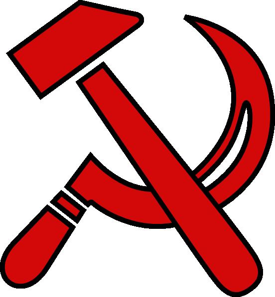 Communist clipart.
