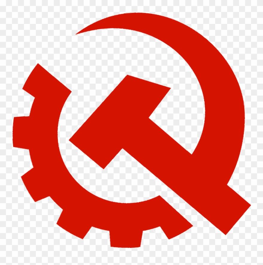 Communist Flag Waving Gif.