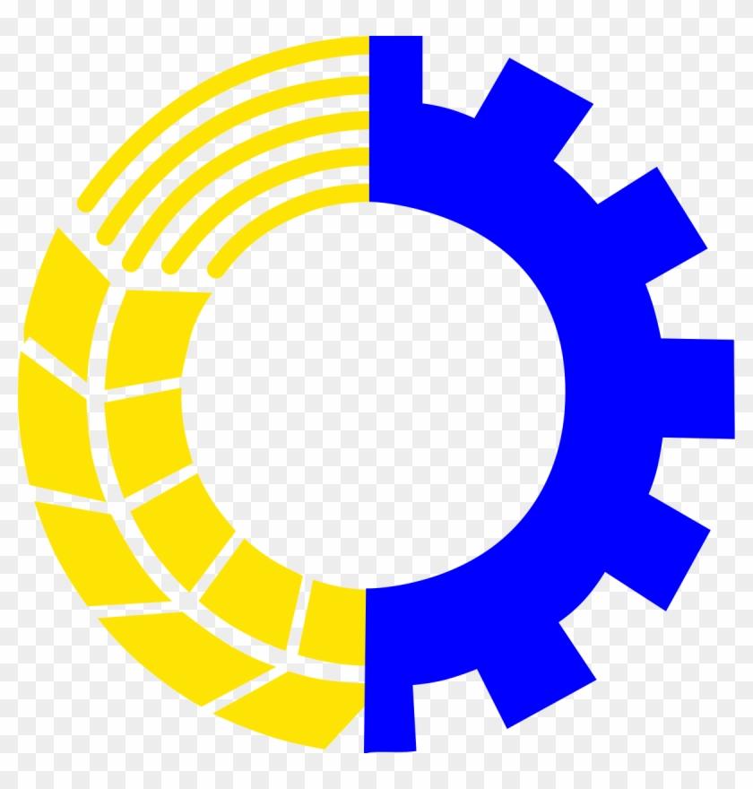 Communist Fist Symbol.