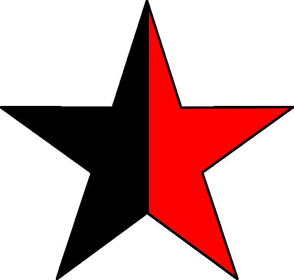 Anarcho communist symbol.