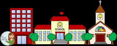 community buildings clipart 42490.