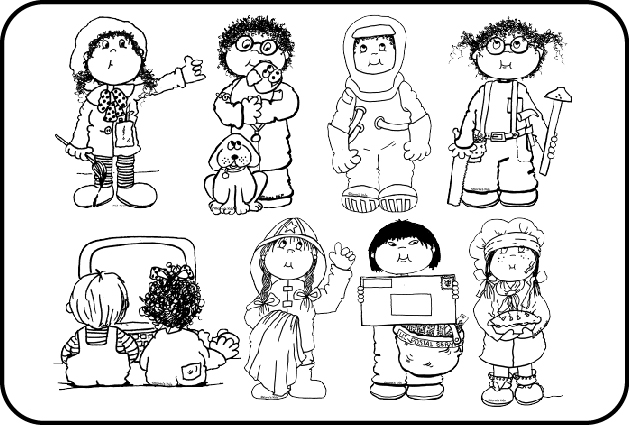 Community clipart black and white 5 » Clipart Station.