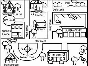 Community places clipart black and white 3 » Clipart Portal.