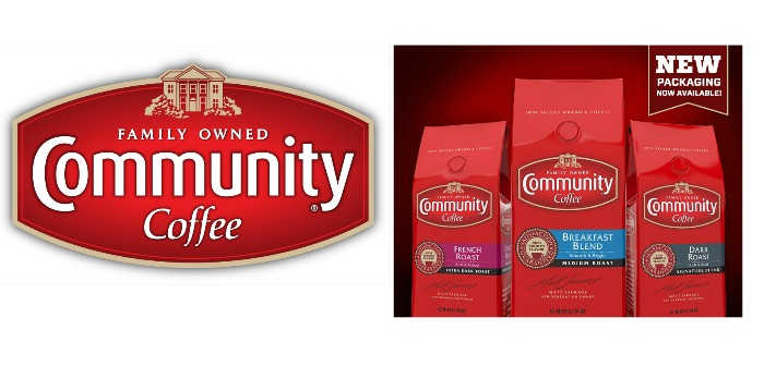 Community Coffee.
