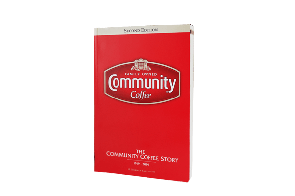 The Community Coffee Story.